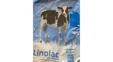 Заменитель цельного молока для телят Linolac 16 25 кг