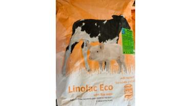 Заменитель цельного молока для телят и поросят Linolac Eko 16 25 кг