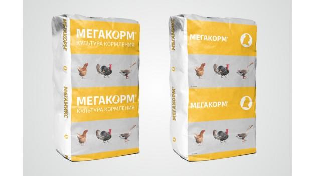К/к Мегакорм для водоплавающей птицы ПК-21 Старт